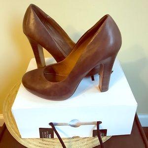 Aldo Esteveneta Leather High Heels